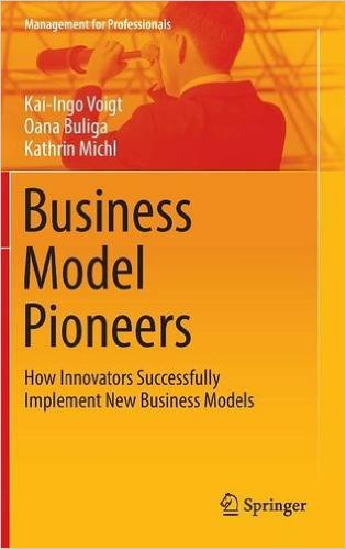 Book | Business Model Pioneers