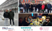 "Towards entry ""SIEMENS MBA successfully completes foreign module in Venice"""