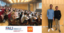 "Zum Artikel ""Passionate guest lecture by Dr. Timm Wagner, Consultant for Consumer Insights at GfK"""
