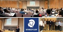 "Zum Artikel ""Exciting guest lecture by Dr. Alexander Vyhnal from STAEDTLER"""