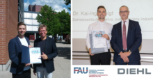 "Towards entry ""Master Thesis of Lukas Maier rewarded with Diehl Master-Award – Congrats!"""