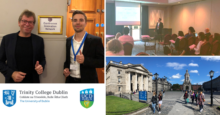 "Towards entry ""Paper presented at the CINet conference 2018 in Dublin, Ireland"""