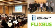 "Towards entry ""Thank You Daniel Krauss for sharing your passionate startup journey with FlixMobility"""