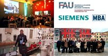 "Towards entry ""Teaching meets Gondola – Siemens MBA successfully completes module in Venice"""