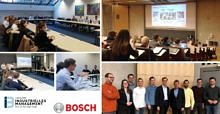"Towards entry ""Analyzing and discussing perspectives of ""Industry 4.0"" with Prof. Dr. Asenkerschbaumer, CFO of Bosch"""