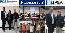 "Towards entry ""Exciting guest lecture by Dr. Alexander Vyhnal from STAEDTLER for MMM students"""