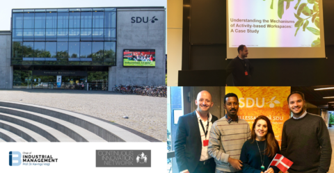 "Towards entry ""Paper presented at the CINet Conference 2019 in Odense, Denmark"""