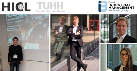 "Towards entry ""Industry 4.0 research results presented at HICL 2019 in Hamburg"""