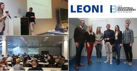 "Towards entry ""Smooth seas don't make skilled sailors – Exploring digital business with Dr. Oana Buliga from LEONI"""