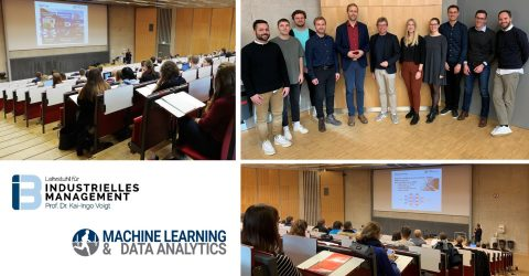 "Towards entry ""Exciting guest lecture on Artificial Intelligence and Machine Learning by Prof. Dr. Björn Eskofier"""