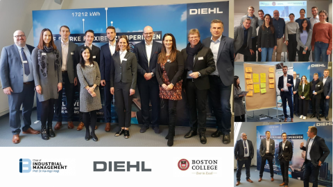 "Towards entry ""Fit to compete in a Digital World: Analyzing Digital Competencies in Cooperation with Diehl Group and Boston College"""